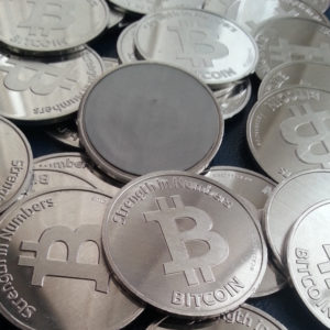 NFC Bitcoins